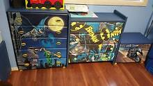 NEW NEVER USED BATMAN KIDS ROOM FURNITURE/ ASSEMBLED Fairfield East Fairfield Area Preview
