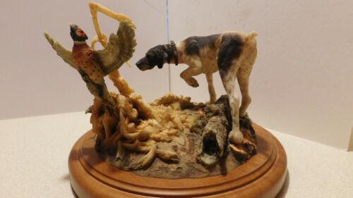 German Shorthair figurine,Mill creek Studios