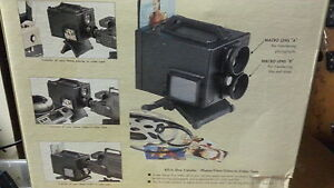 Old Radioshack coproducer projector