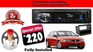 Holden Commodore VZ Single Din AX1501 Car Stereo Dandenong North Greater Dandenong Preview