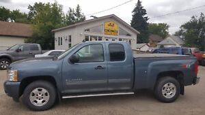 2010 Chevrolet Silverado 1500 LT 5.3L,4X4,Ext.Cab.,