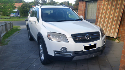 Holden Captiva Special Edition 60th Anniversary