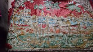 tapis avec chameau