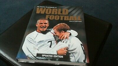 The Concise Encyclopedia of World Football - Hardback 1998 for sale  Shipping to South Africa