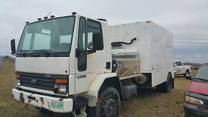 Commercial Furnace Cleaning Truck