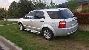 2005 Ford Territory Ghia Queanbeyan Queanbeyan Area Preview