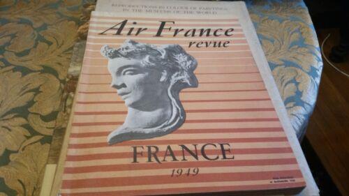 Air France Revue  1949