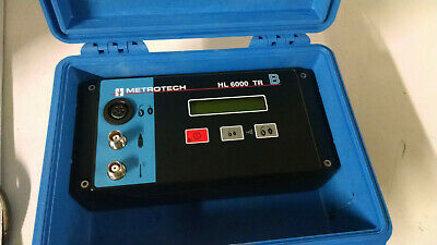 Metrotech Hl6000 Correlator Water Pipe Leak Detector Locator Tansmitter Only