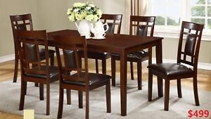 DINING TABLE SET STARTS AT 169
