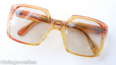Cool Vintage Sunglasses with Colormatic Glass Loaf Pan Ladies Extrem SIZE M