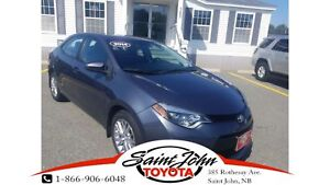 2014 Toyota Corolla LE with Leather+ Alloys $152.31 BIWEEKLY!!!