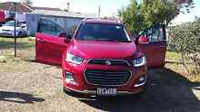 It is new Holden captiva. It is a nice car. Norlane Geelong City Preview
