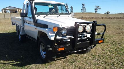 Toyota landcruiser ute 97 4.2ltr diesel Warwick Southern Downs Preview