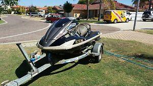 Yamaha FX1800 JetSki Perth Perth City Area Preview