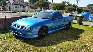 2002 Ford xr8 250 pursuit Ute Parramatta Parramatta Area Preview