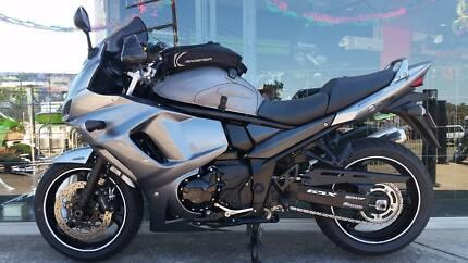 2010 SUZUKI GSX1250FA