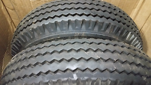 Boat Trailer Wheels and Tyres  10inch 4 studs Punchbowl Canterbury Area Preview