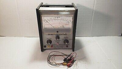 Vtg. Sencore Tr-39 Transistor Leak Tester