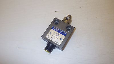 Micro Switch  914ce3-q 3a 250vac 4-pin Cross Roller Plunger Limit Switch