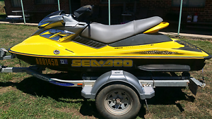 Swap or sell. Seadoo rxp 215hp supercharged jetski Yanco Leeton Area Preview