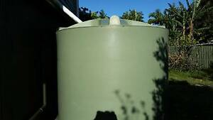 Rainwater tank 5000L with pump Kuraby Brisbane South West Preview