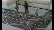 Near new Large rug Bowen Hills Brisbane North East Preview