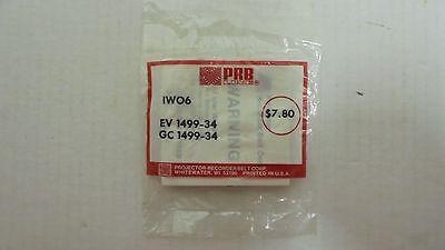 NEW PRB LINE  ~ IDLER WHEEL ~ PART # IW03 EV 1472-01