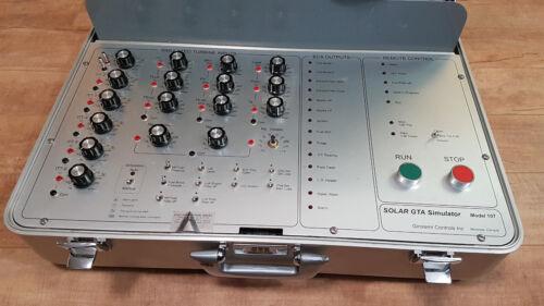 Girolami Controls Inc Solar GTA Simulator Model 107