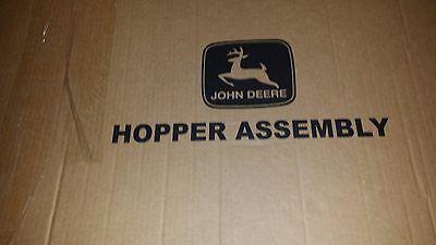 John Deere 2 Bag 7 Bushel Power Flower Hopper