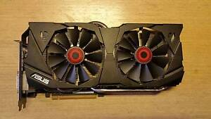 Asus Strix 980 Geforce Gtx Muswellbrook Muswellbrook Area Preview