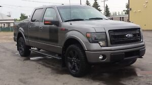 2013 FX4 - Appearance Package - 5.0 L