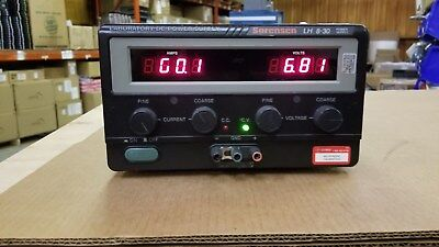 Sorensen Lh8-30 Power Supply