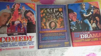 DVD'S BOX SETS