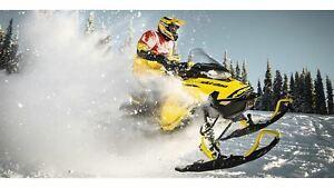 2019 Ski-Doo OVER $1500 OFF MXZ Blizzard 850 ETEC -