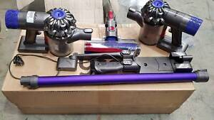 Dyson - V6 absolute Vacuum pack (3 x vacuums with attachments)