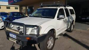 2006 HOLDEN RODEO RA MY06 LT 3.0DT 4X4 Midland Swan Area Preview