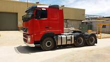 Volvo FH500 Prime Mover semi trailer B Double rated Netley West Torrens Area Preview