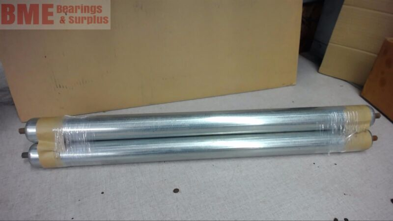 """Lot Of 3 Conveyour Rollers 26"""" Long"""