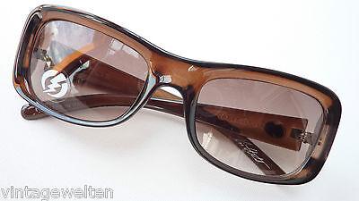 Sunglasses große Sonnenbrille Damen Kunststoff für das mittlere Gesicht size M