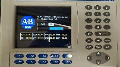 Allen-bradley 2711p-k6c20d8 Panelview Plus 600 - Tested