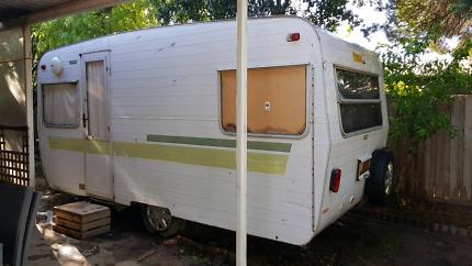 "Caravan ""Spare room"""