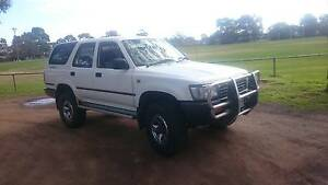 1992 Toyota 4 Runner Wagon Thornbury Darebin Area Preview