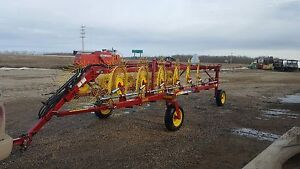HT 154 new holland hay rake