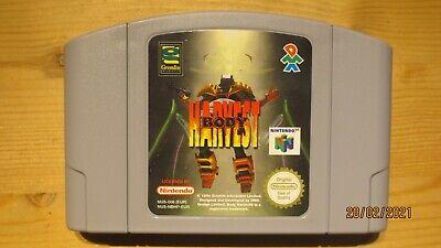 Body Harvest for Nintendo 64 N64. Cart Only. Pal