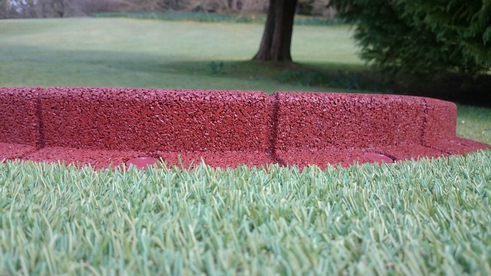 Flexi border lawn edge garden border grass edging fence for Grass border