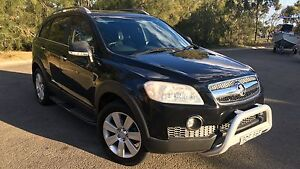 Captiva lx 7 seater leather interior tinted window diesel Green Valley Liverpool Area Preview