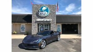 2015 Chevrolet Corvette WOW LOW KM Z51 2LT! FINANCING AVAILABLE!