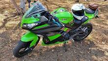 2013 special edition Ninja 300 Howard Springs Litchfield Area Preview