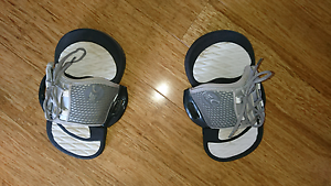 Cabrinha Sync kiteboard pads n straps Wollongong Wollongong Area Preview