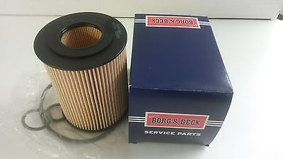 Astra Astravan MK4 1.7 DTi CDTi Diesel, Oil Filter 1998-2005 Genuine Borg & Beck